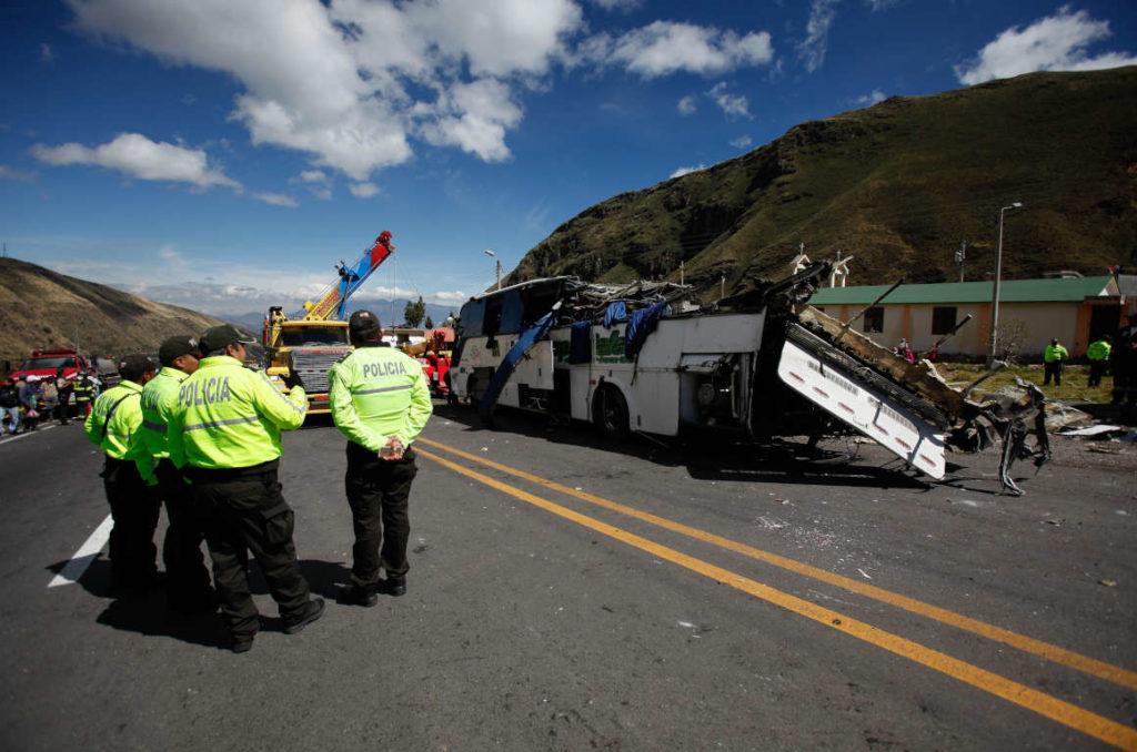 Tres sentenciados por tráfico a gran escala en caso de 'narcobús'