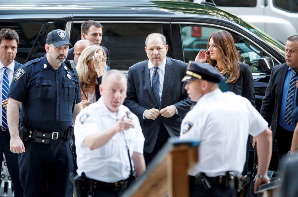 23 años de prisión es la sentencia para Harvey Weinstein