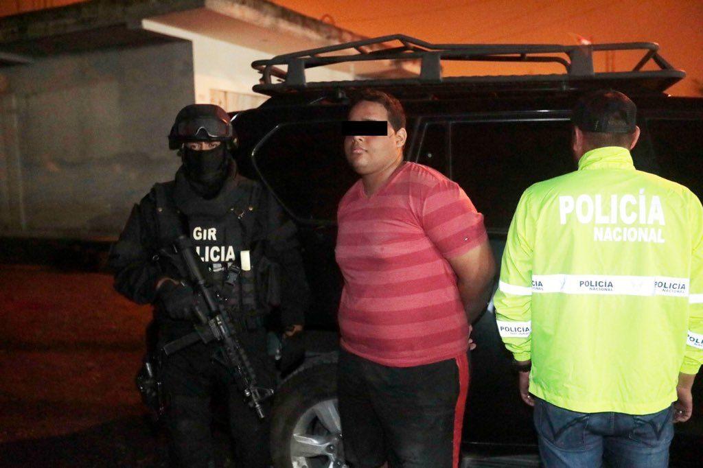 Dos funcionarios públicos detenidos en operativo policial Jaque Mate III
