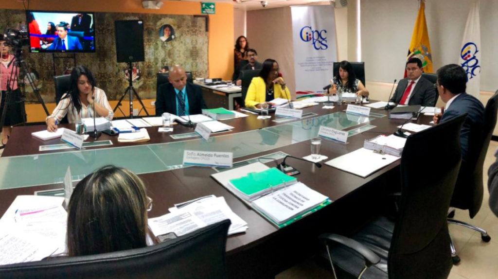 Consejo de Participación revisará designación de jueces de la Corte Constitucional