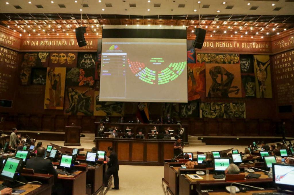 La Asamblea vota por la eliminación del 'impuesto verde'