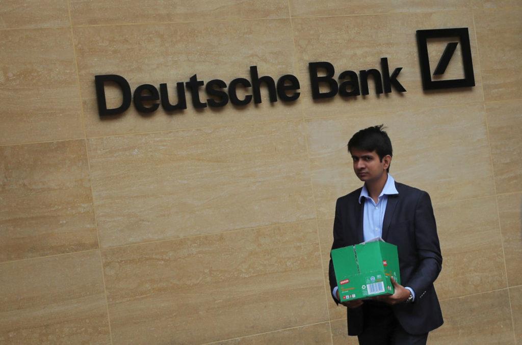 Plan de banca de inversión de Deutsche Bank se hunde y el banco anuncia despido de 18.000 empleados