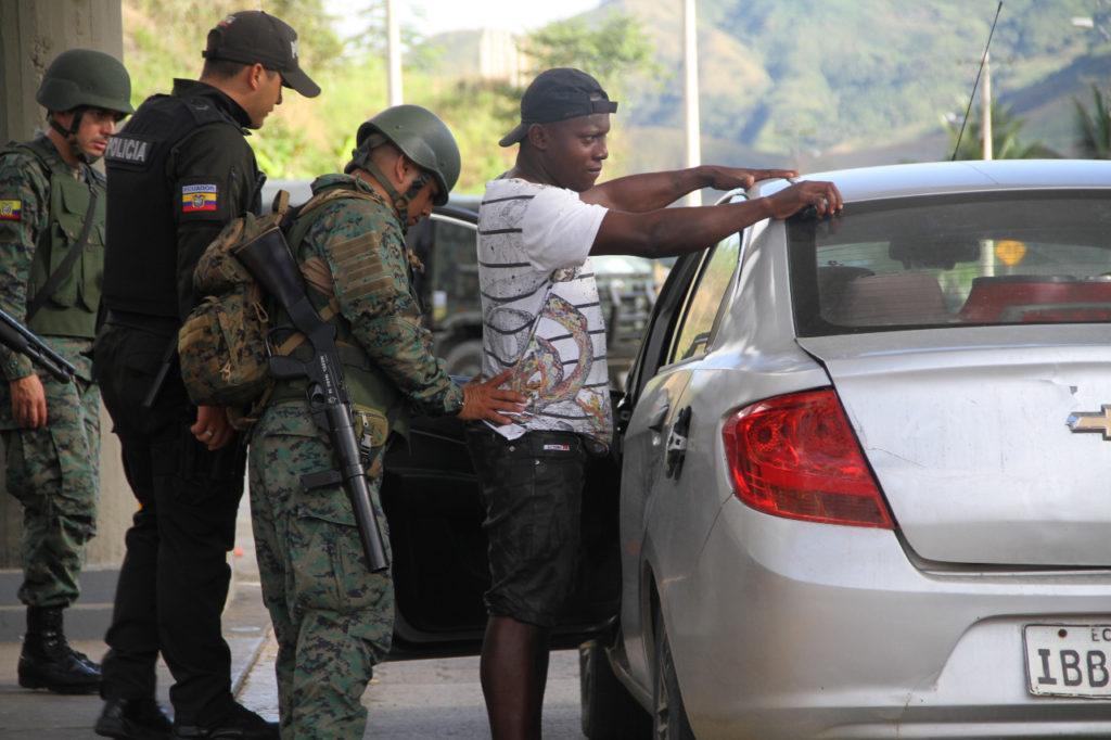 Mafias organizadas reclutaban a los mineros en la frontera con Colombia