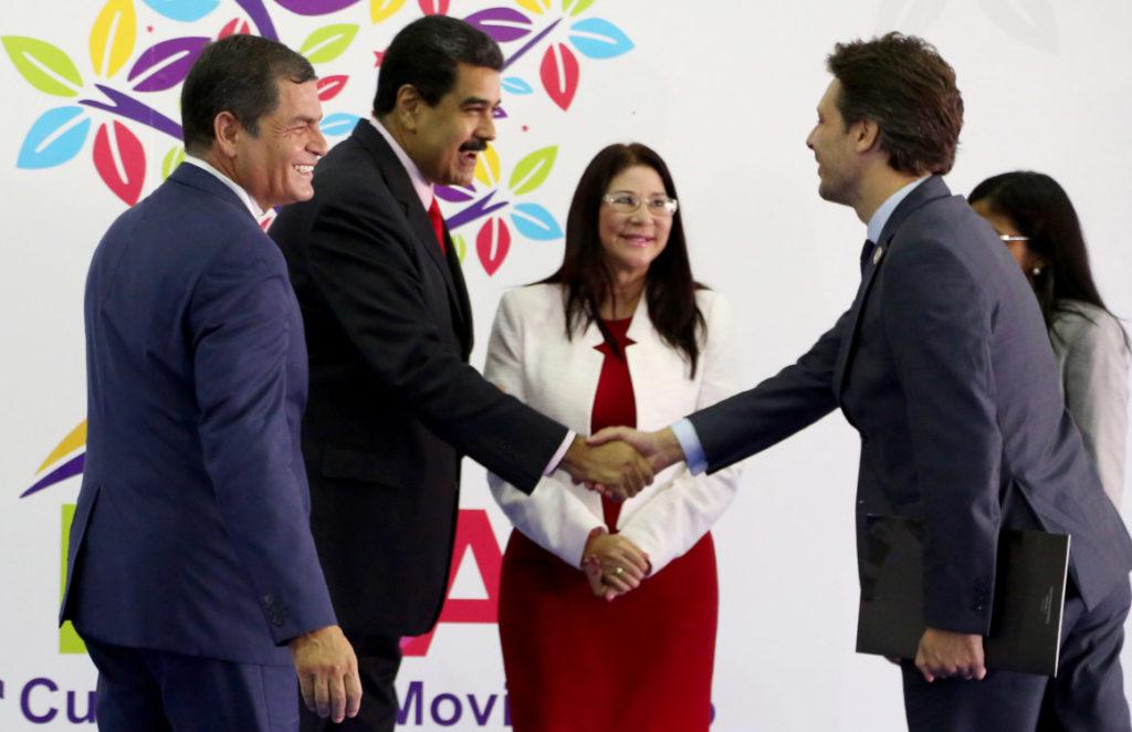 Diputado venezolano denuncia lavado de dinero entre Ecuador y Venezuela mediante el Sucre