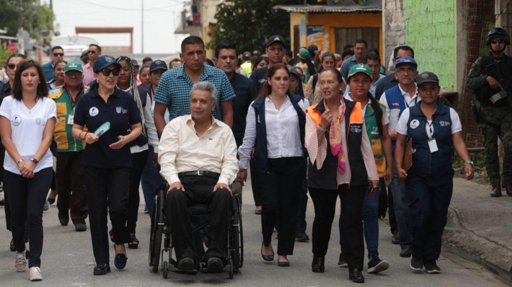 En Ecuador 140.000 personas viven en extrema pobreza