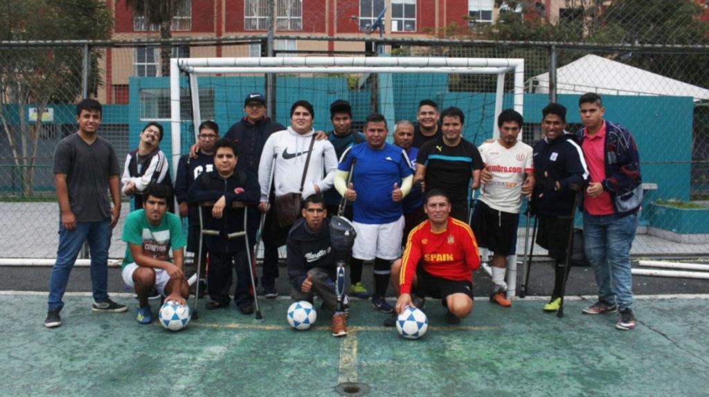 La pasión del fútbol para amputados reclama su espacio en el mundo