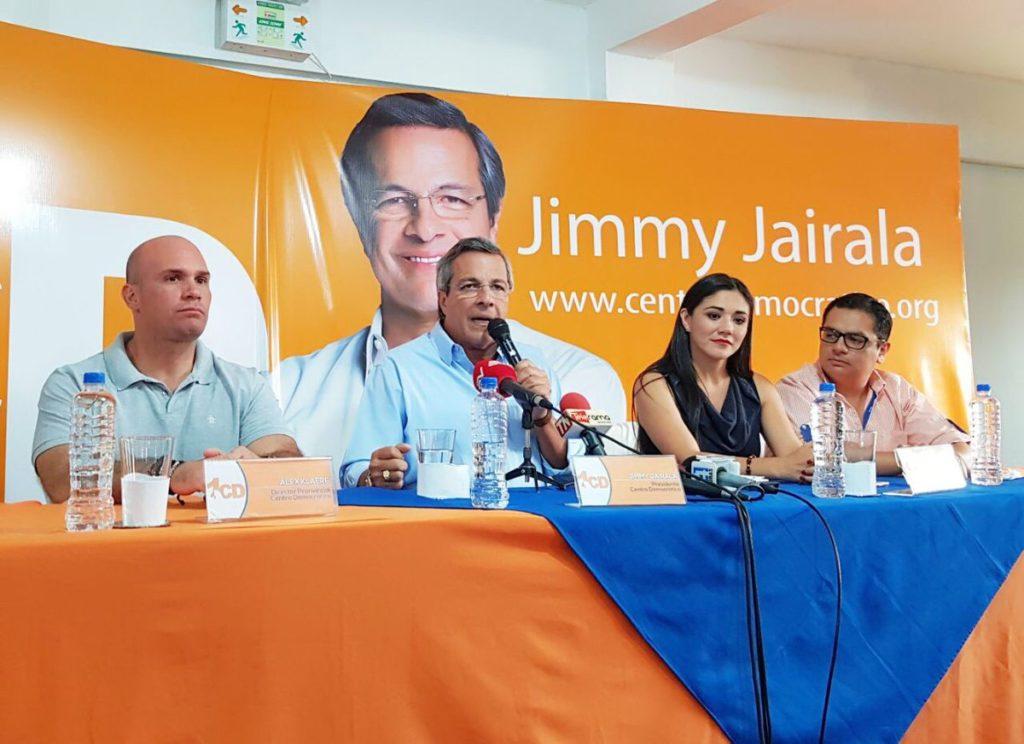 """Jairala: """"Morales puede decir todo lo que su boca le permite"""""""