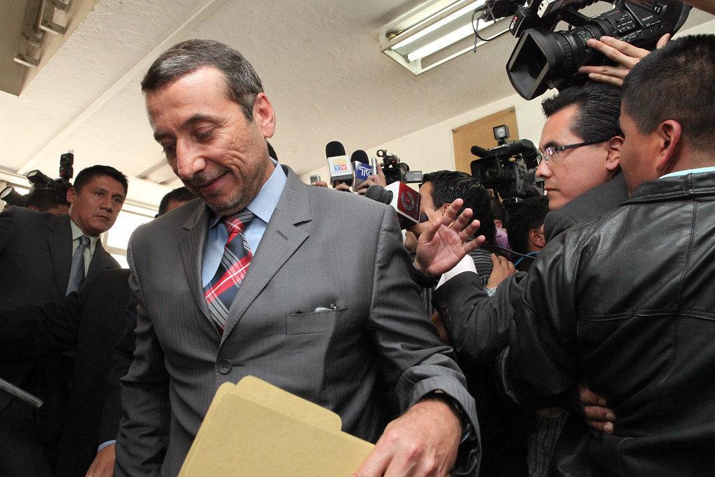 Vinicio Alvarado aparece en cruce de facturas de contratistas con PAIS