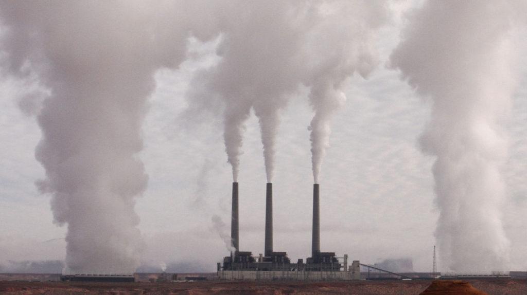 CO2 en atmósfera aumenta en cuatro años lo que antes tardaba 200
