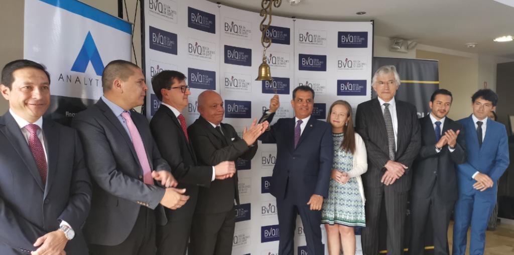 Todas las cuotas de participación del primer fondo inmobiliario de Ecuador se vendieron