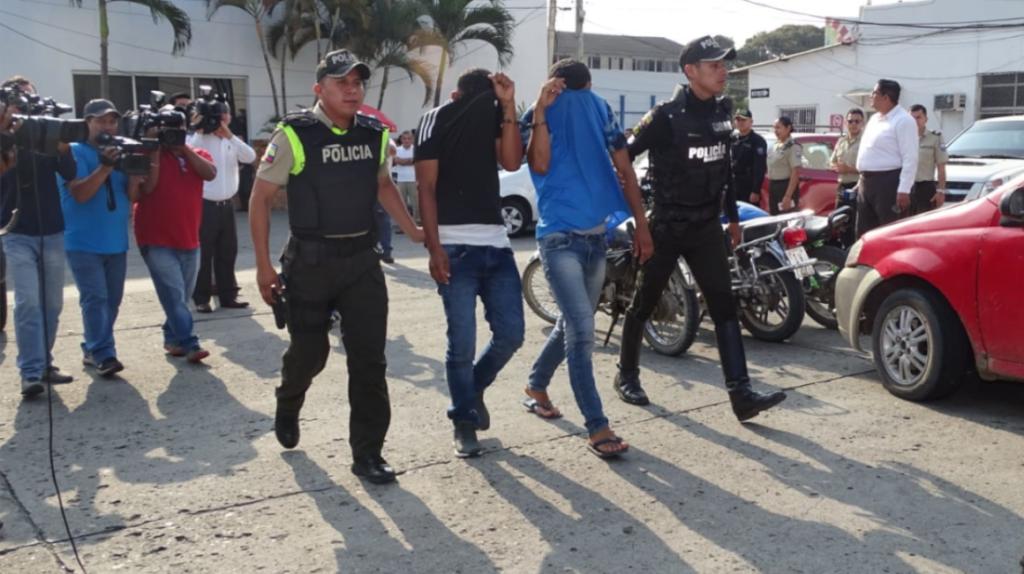 La Policía está indignada por la liberación de delincuentes capturados en flagrancia