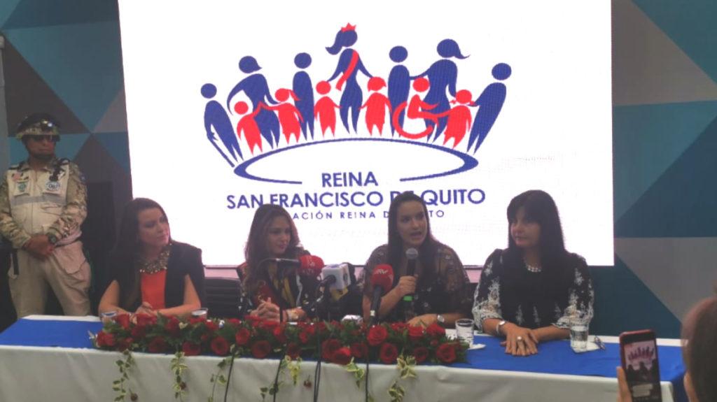 Quito tendrá su soberana: la reina de San Francisco de Quito