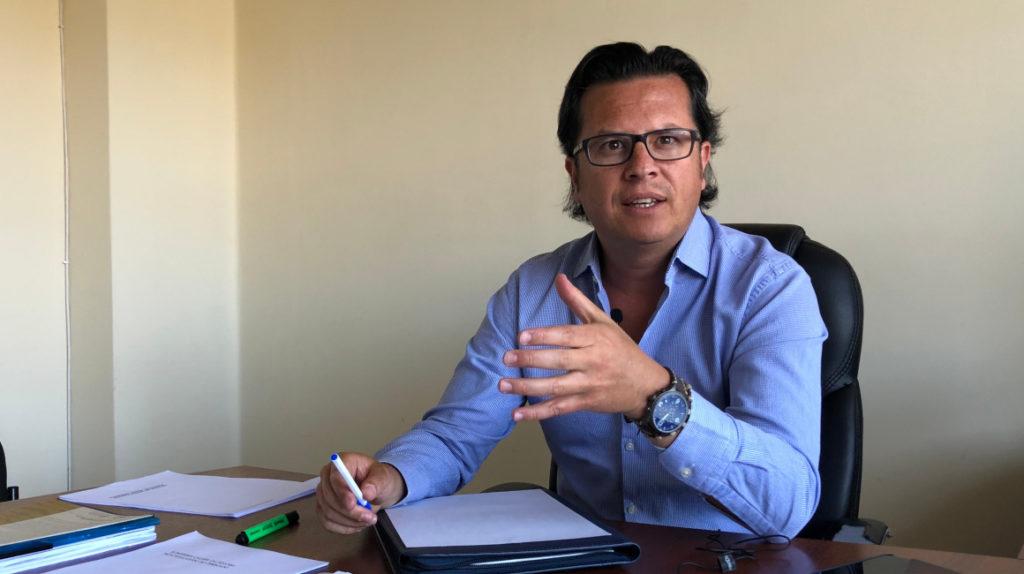 """Héctor Muñoz: """"En la Asamblea tienen miedo a un referéndum"""""""