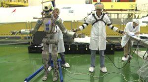 El robot humanoide es el nuevo astronauta de Rusia.