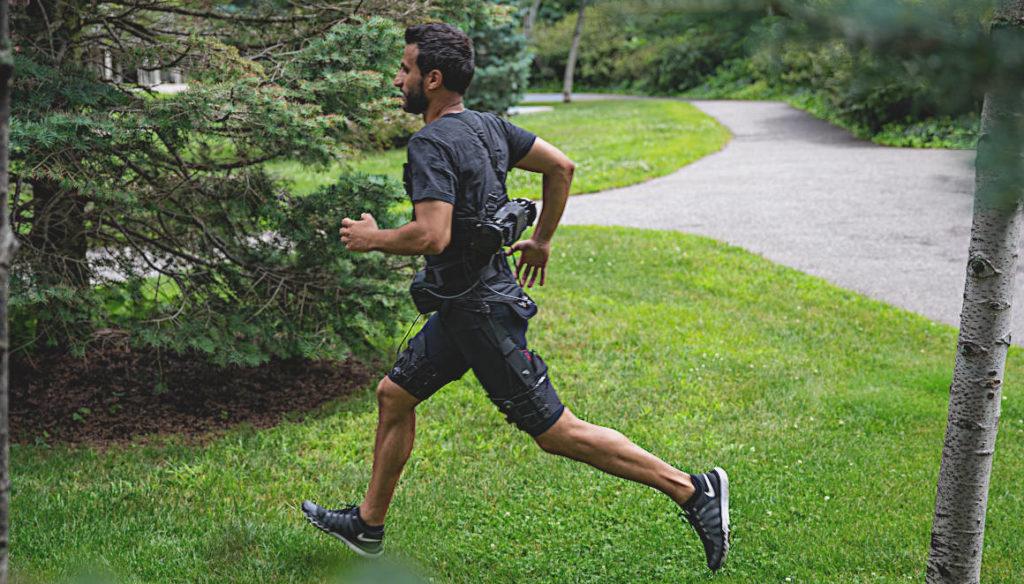 Pantalones robóticos serán el futuro de la caminata asistida