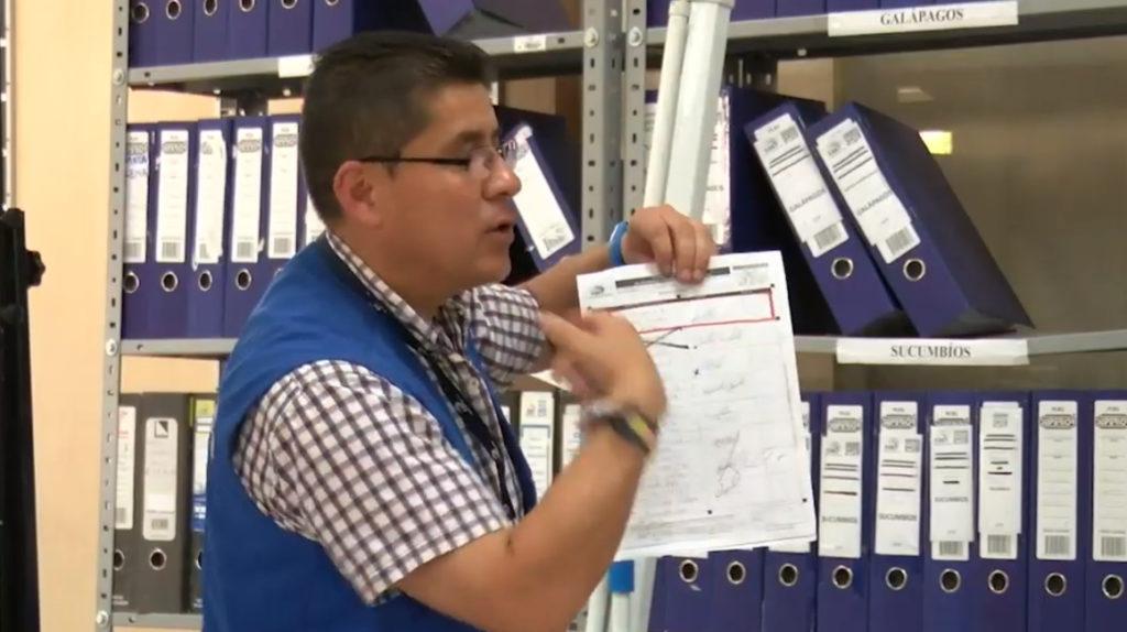 El CNE arrastra un sistema de verificación de firmas lleno de fallas
