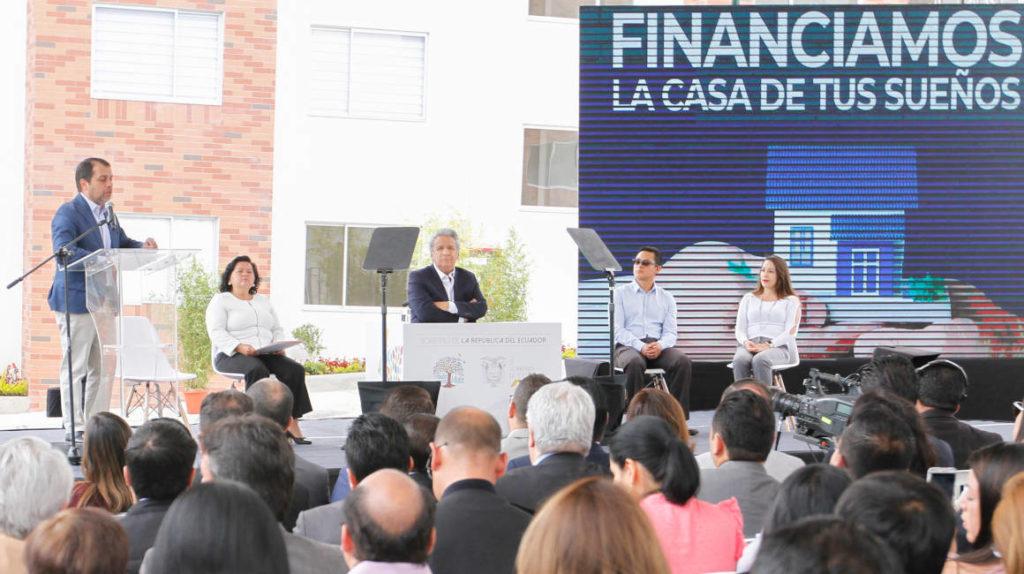 El Biess prevé entregar USD 900 millones en préstamos hipotecarios este año