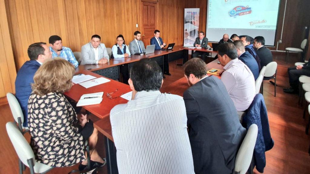 Empresarios proponen que se mantenga el 'Pico y placa' para vehículos comerciales
