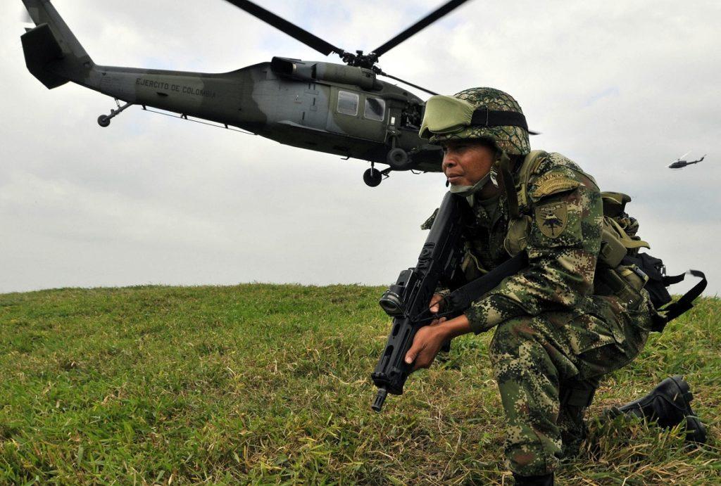 Una tonelada de explosivos incautada en la frontera entre Ecuador y Colombia