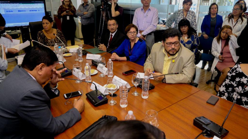 Asamblea: dos comisiones que no trabajan cuestan USD 127.000 mensuales
