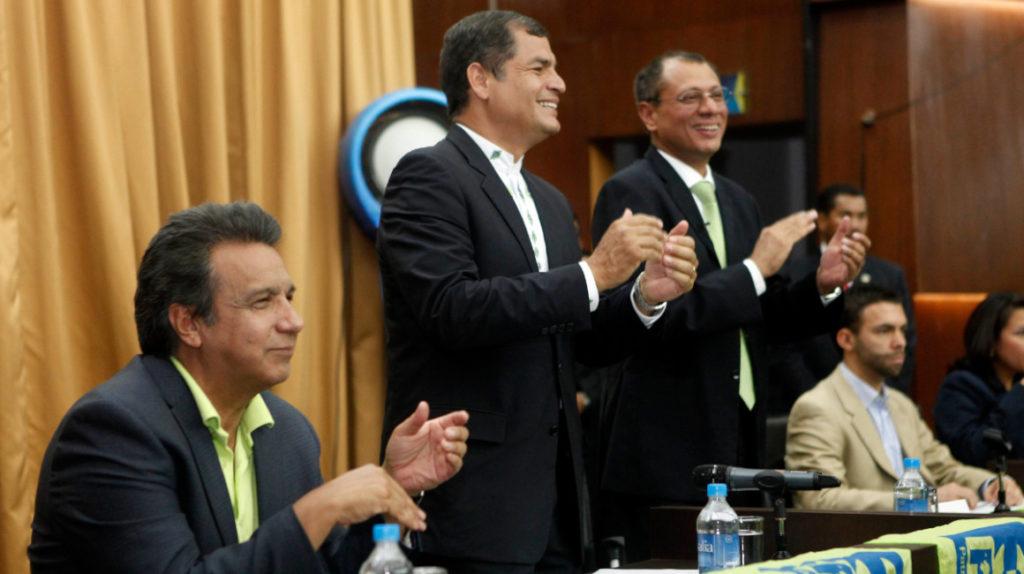 Asesores de Jorge Glas y Walter Solís entregaron dinero para la campaña 2013