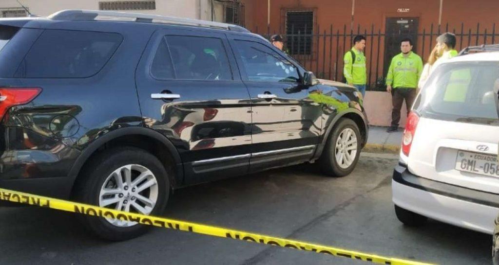 La Policía detiene a siete sospechosos de disparar contra abogado guayaquileño
