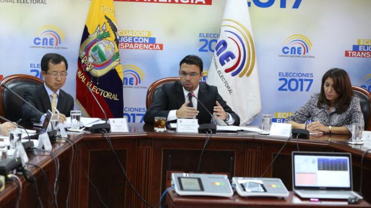 Foto Archivo. Juan Pablo Pozo presidió el organismo ahora cuestionado por la Contraloría General.