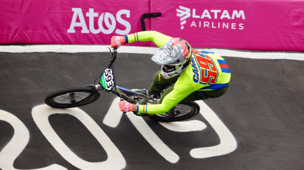 Ciclista Campo da una nueva victoria a Ecuador en los Juegos Panamericanos Perú 2019