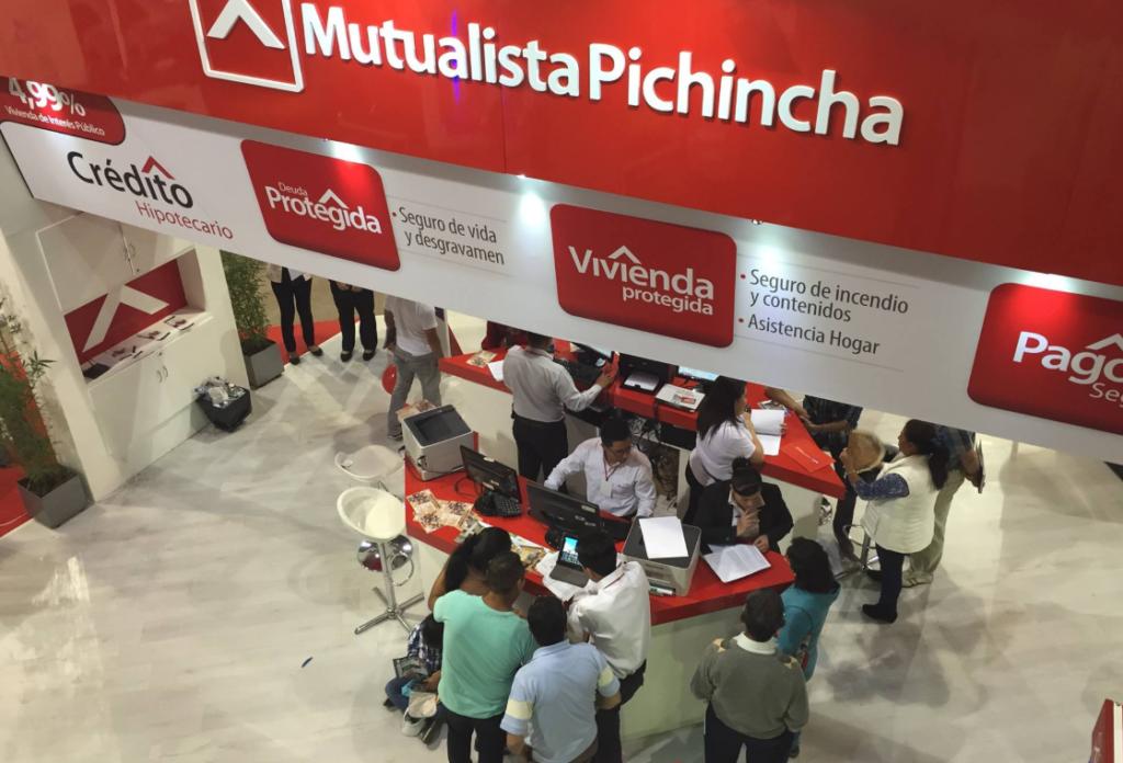 Mutualista Pichincha se fondea en bolsa para aumentar créditos de vivienda