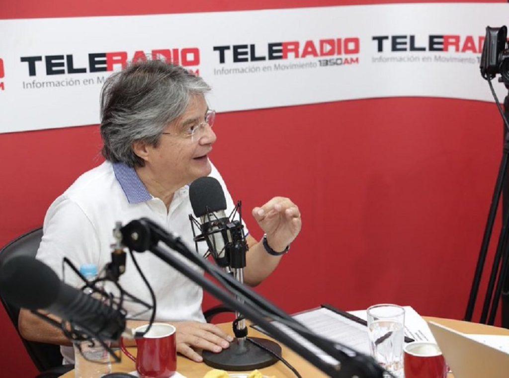 """Guillermo Lasso: """"En caso de violación, el Estado debe cuidar a la madre y al niño que viene en el vientre"""""""