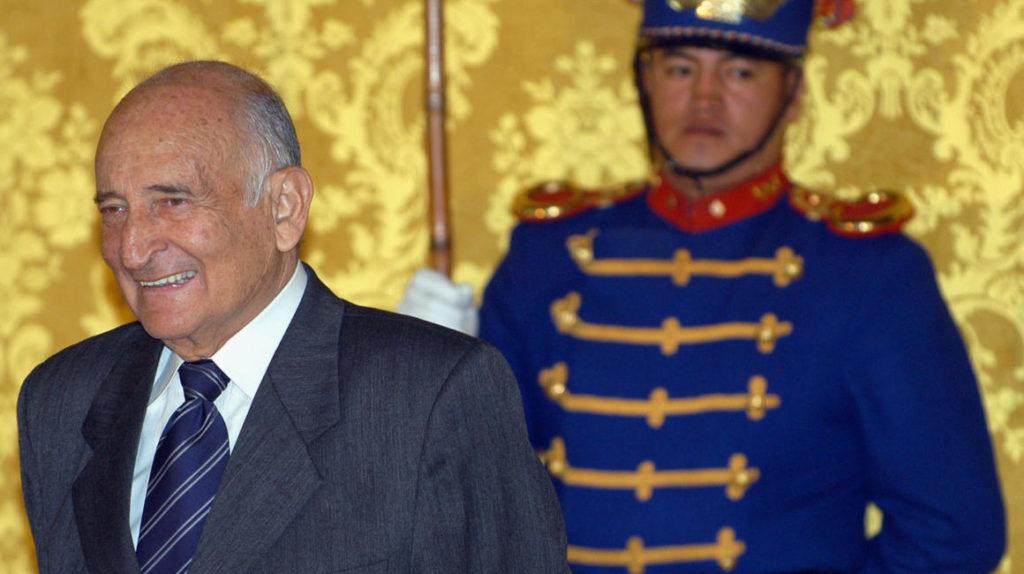 Alejandro Serrano Aguilar recibirá honores militares