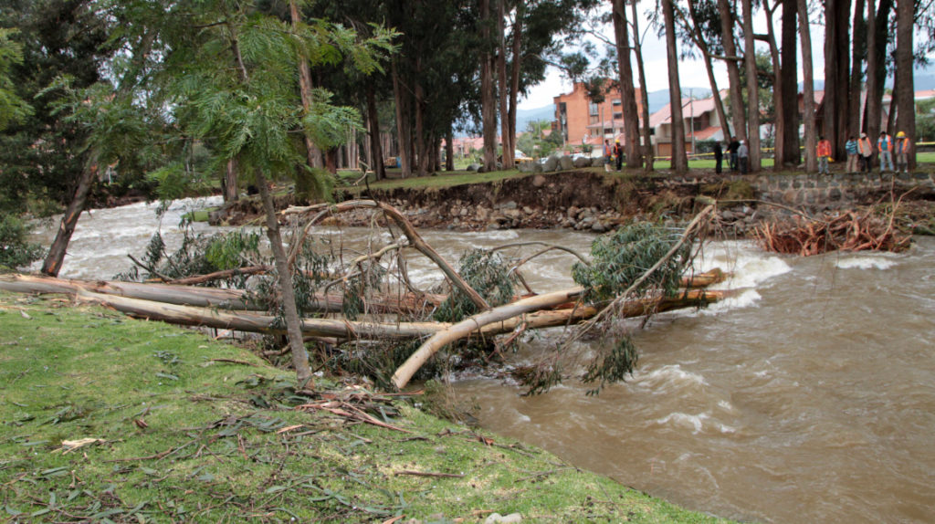 La Sierra y la Amazonía sienten con más fuerza el cambio climático en Ecuador