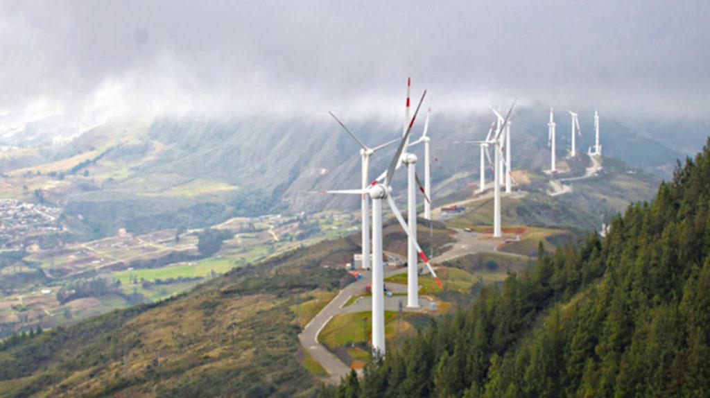 Ecuador abre su sector eléctrico a la inversión privada