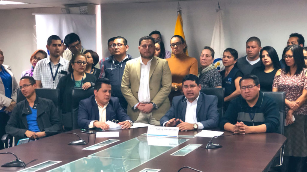 Tuárez denuncia persecución ante recorte de presupuesto al Consejo de Participación