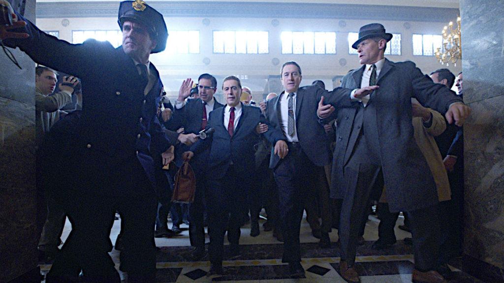 'The Irishman' rejuvenece treinta años a Robert De Niro y Al Pacino