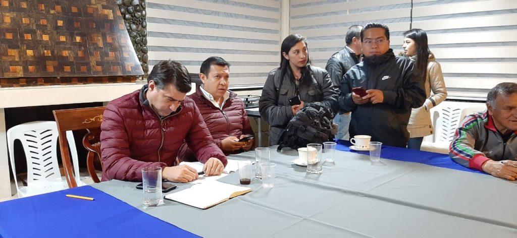 Paro en Carchi finalizará bajo una condición, asegura Asamblea Provincial
