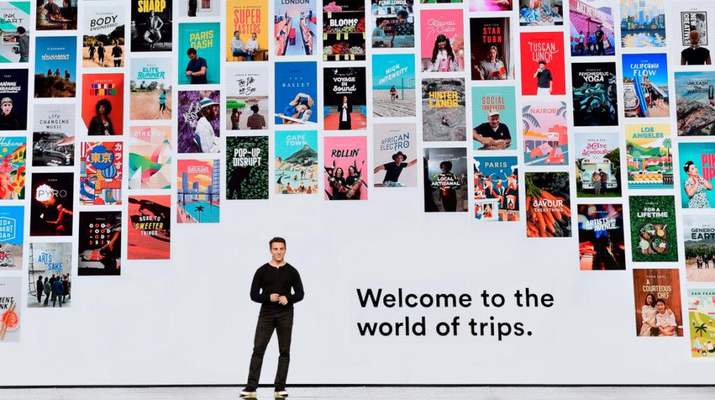 Alquiló parte de su departamento y luego fundó Airbnb en 2008