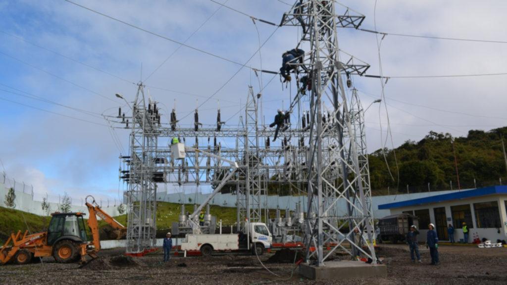 Entre enero y julio de 2021, demanda interna de energía eléctrica aumentó 8,1%