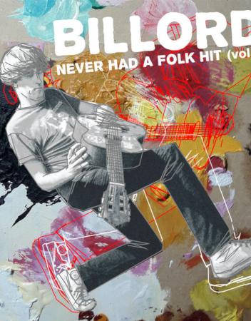 'Never had a folk hit (Vol.3)', de Billordo