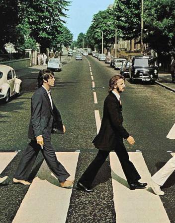 'Abbey Road', de The Beatles