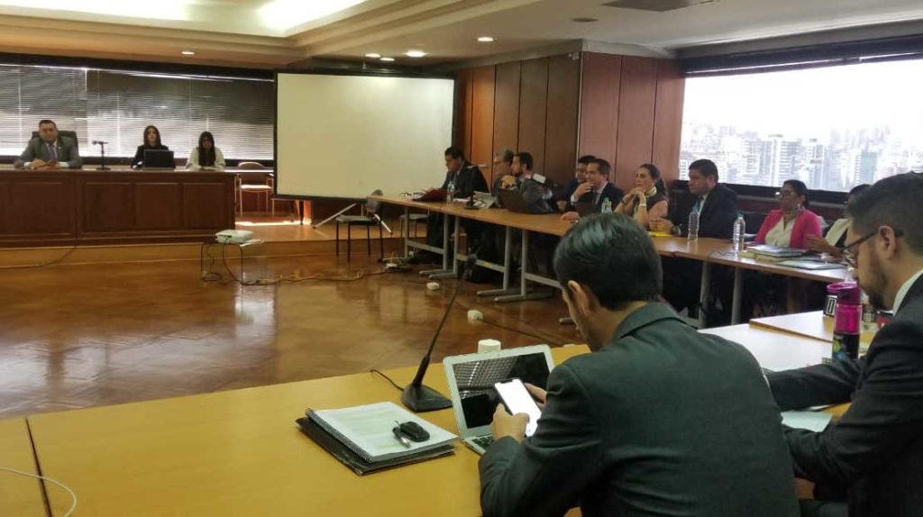 Caso Singue, la defensa dice que el contrato ha generado un rendimiento de USD 132 millones