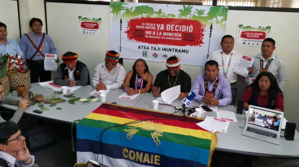 Movimiento indígena acepta diálogo con el gobierno