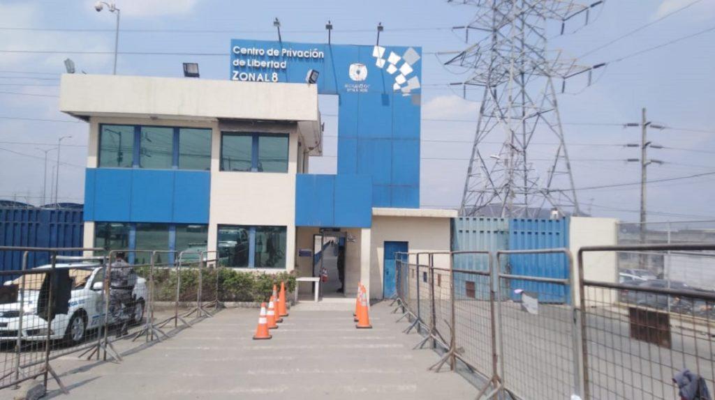 Autoridades investigan la muerte de un reo en la Cárcel Regional de Guayas