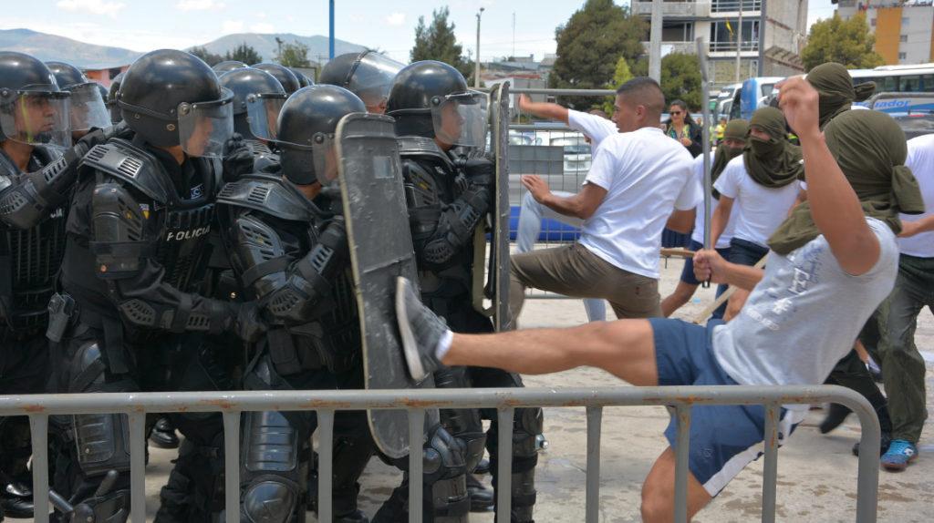Cooperación eficaz, prelibertad y uso progresivo de la fuerza cambian con la reforma penal