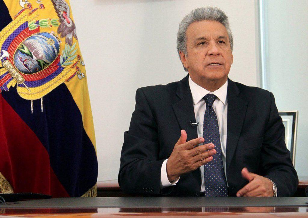 El presidente Moreno hablará en la ONU sobre la lucha contra la corrupción