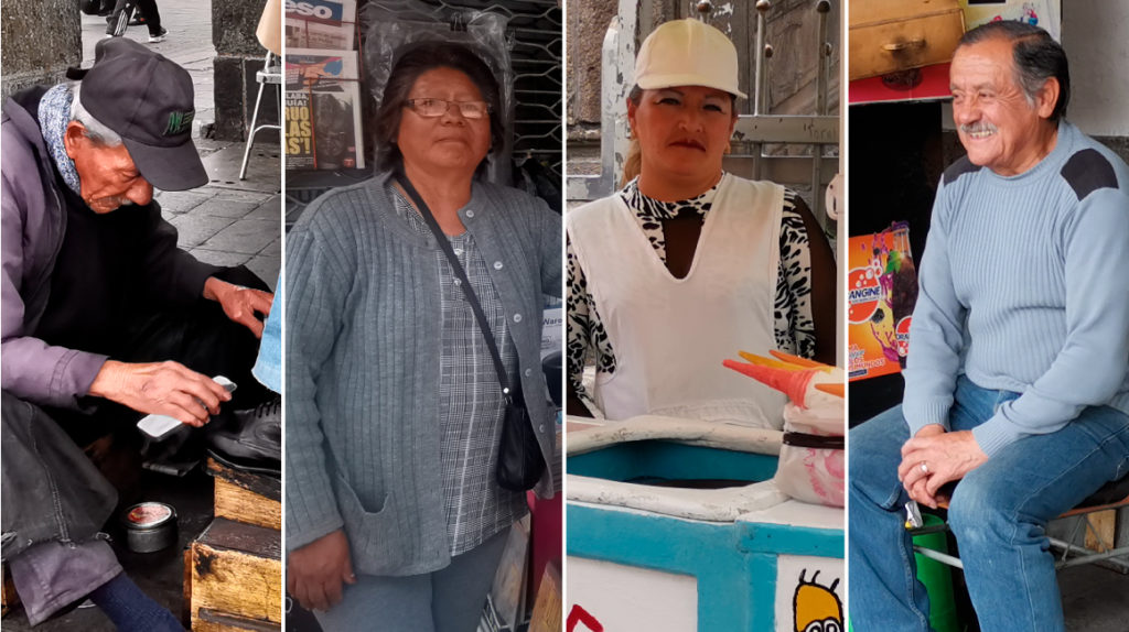 Los comerciantes más antiguos del Centro Histórico de Quito