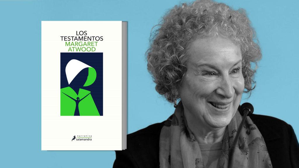 """Atwood dice que """"el planeta está amenazado"""", como en su novela"""