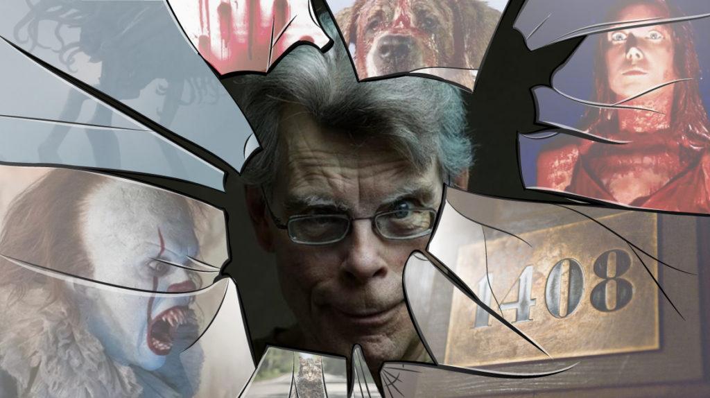 Monstruos, vampiros y fantasmas, en 74 años de terror con Stephen King