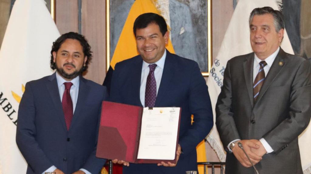 El 'derecho al olvido' llegará a Ecuador con la nueva ley de datos