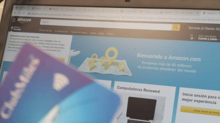 Las compras online en Ecuador han crecido un 800% durante la pandemia.